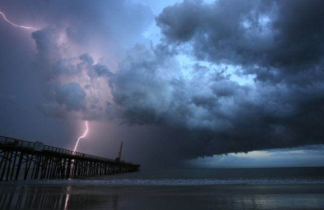 Blitze in Florida (keystone)