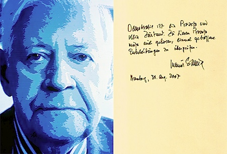 Holger Jacobs: Helmut Schmidt