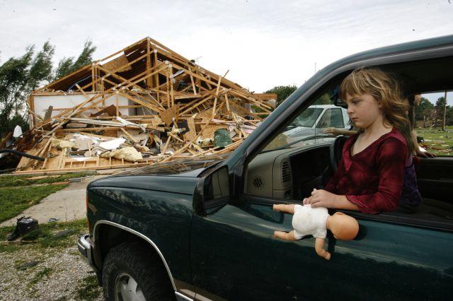 Tornado-Opfer (keystone)