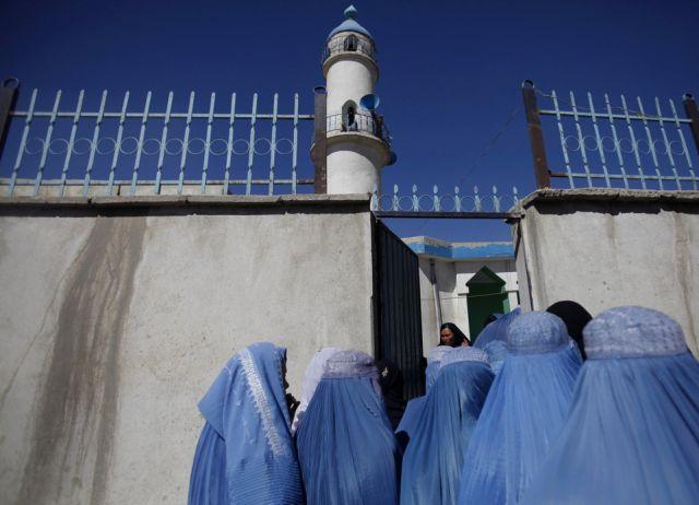 Wahlen in Afghanistan (keystone)