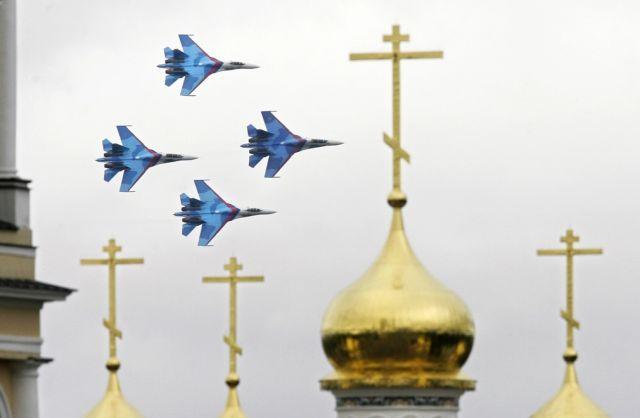 Russische Falken (keystone)