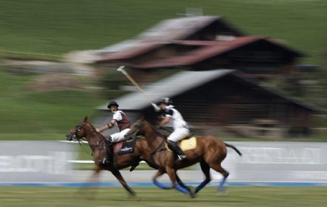 Polo in der Schweiz (keystone)