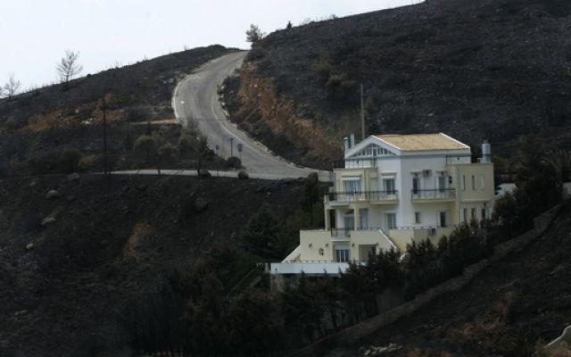 Haus Griechenland (keystone)