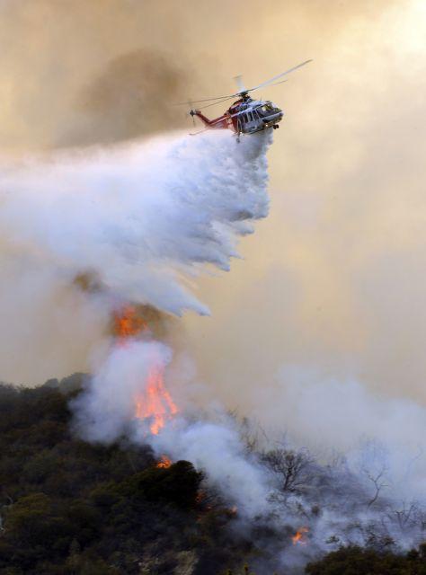 Los Angeles Brände (keystone)