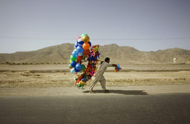 Krisenfotograf Emilio Morenatti: Kontraste
