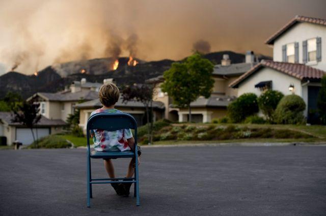 Waldbrände (keystone)