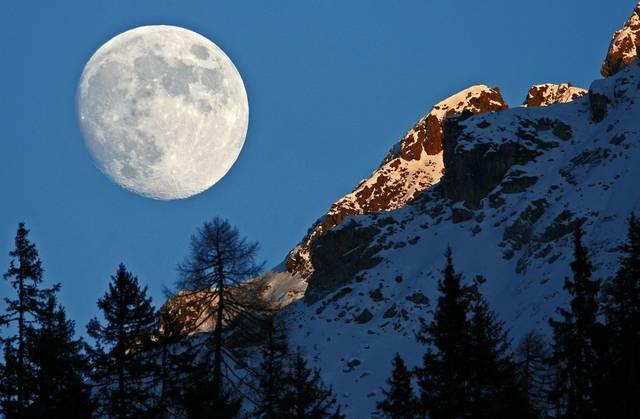 Mondfotografie: Vollmondwoche!