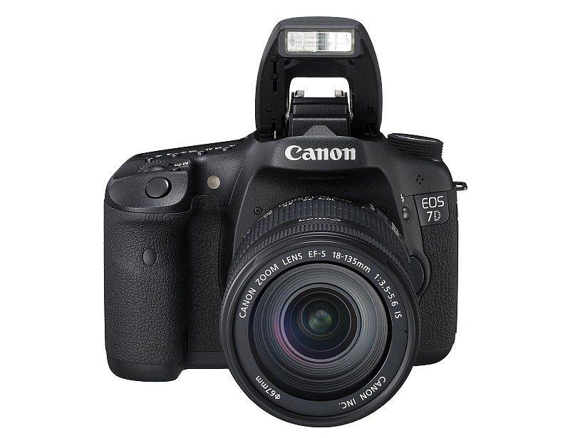 Die neue Canon EOS 7D (Canon)