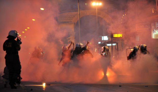 Anarcho-Demo (keystone)