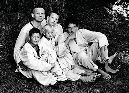 Karsten de Riese - aus der Serie Väter und Söhne