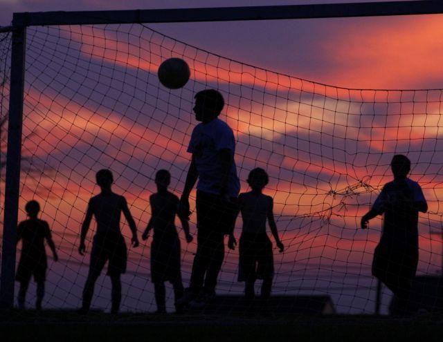 Fussballspieler (keystone)