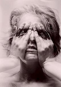 Andrea Sunder-Plassmann - aus der Serie Selbst 1986