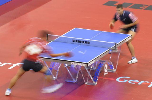 Tischtennis (keystone)