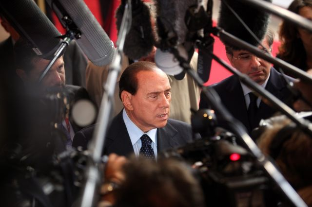 Berlusconi(keystone)