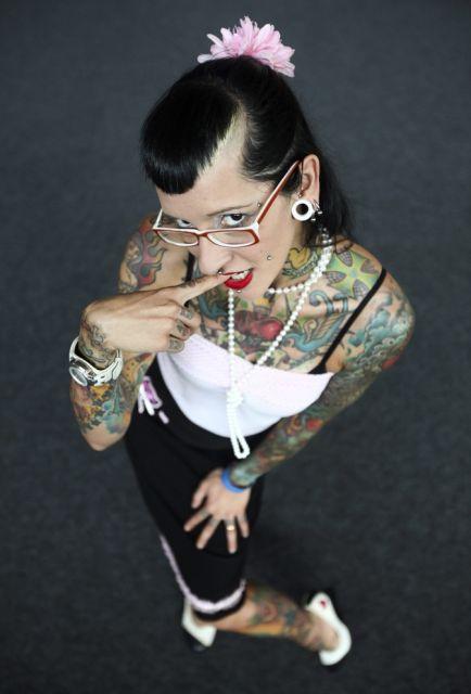 Tattoo (keystone)