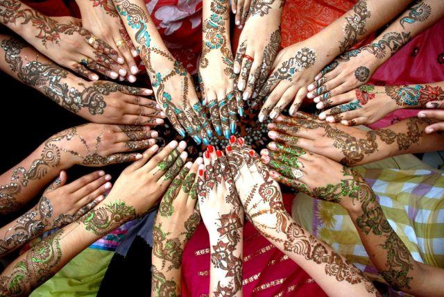 Pakistani Henna (keystone)