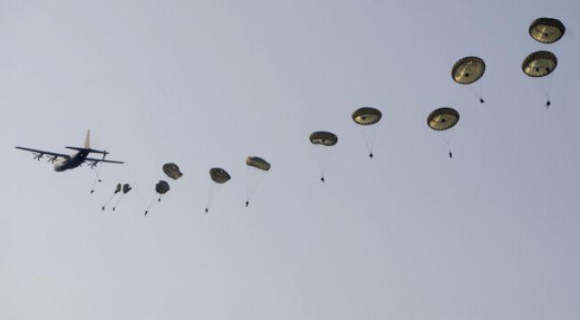 Fallschirmjäger (keystone)