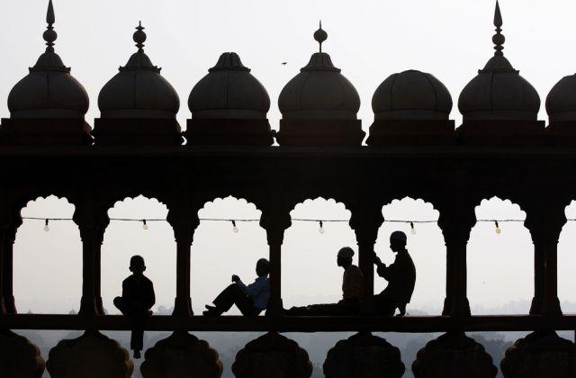 Indische Moslems (keystone)