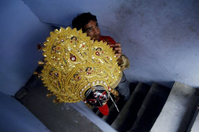 Kali-Maske (keystone)