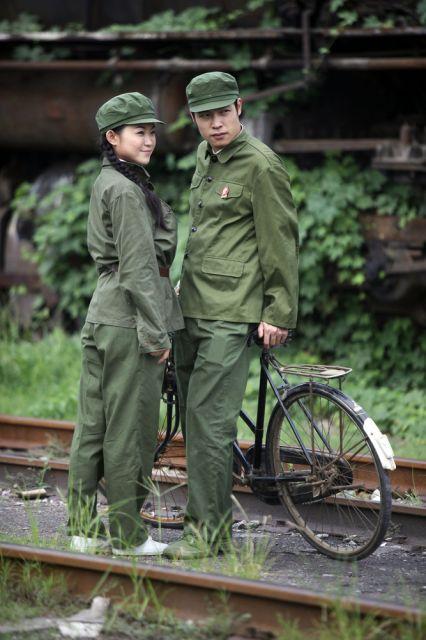 Rote Armee Hochzeit (keystone)