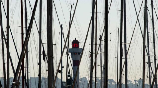Der Leuchtturm von Cannes (keystone)