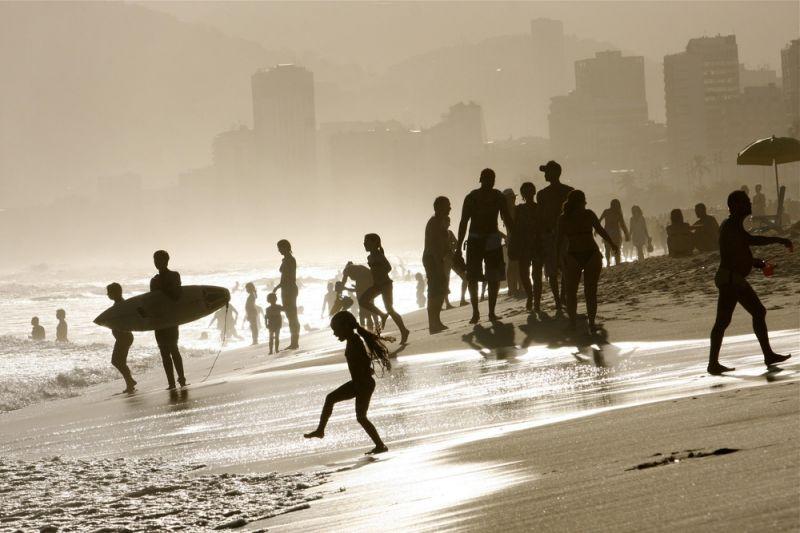 Copacabana (keystone )