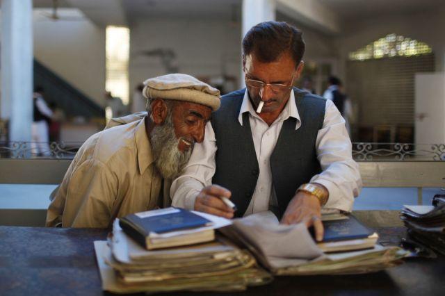 Anwalt Pakistan (keystone)