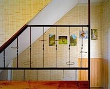 Fredrik Marsh: Verlassenes Haus, Am Kirchberg, Dresden 2005