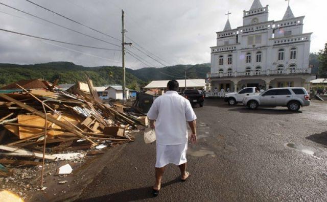 Erdbebeben Samoa (keystone)