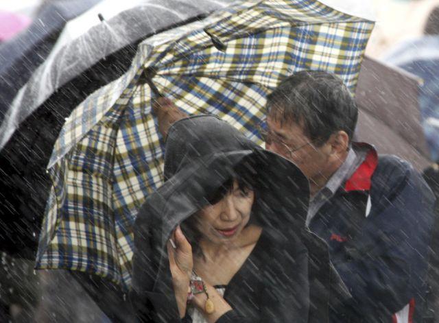 Taifunwetter (keystone)