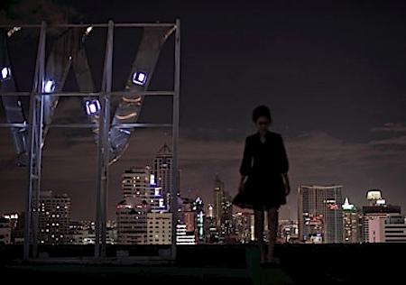 Ralf Tooten: Auf dem Dach des Westin-Hotels, Bangkok Noir