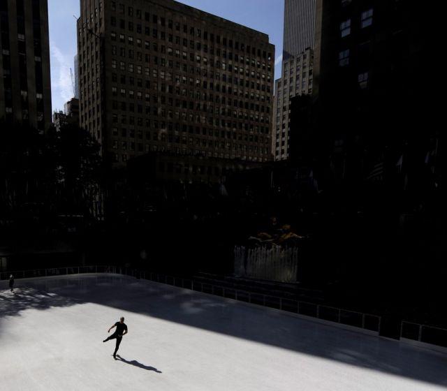 Winteranfang in New York (keystone)