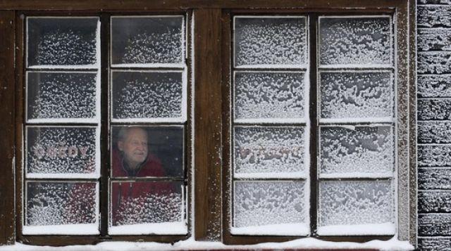 Schneefenster (keystone)