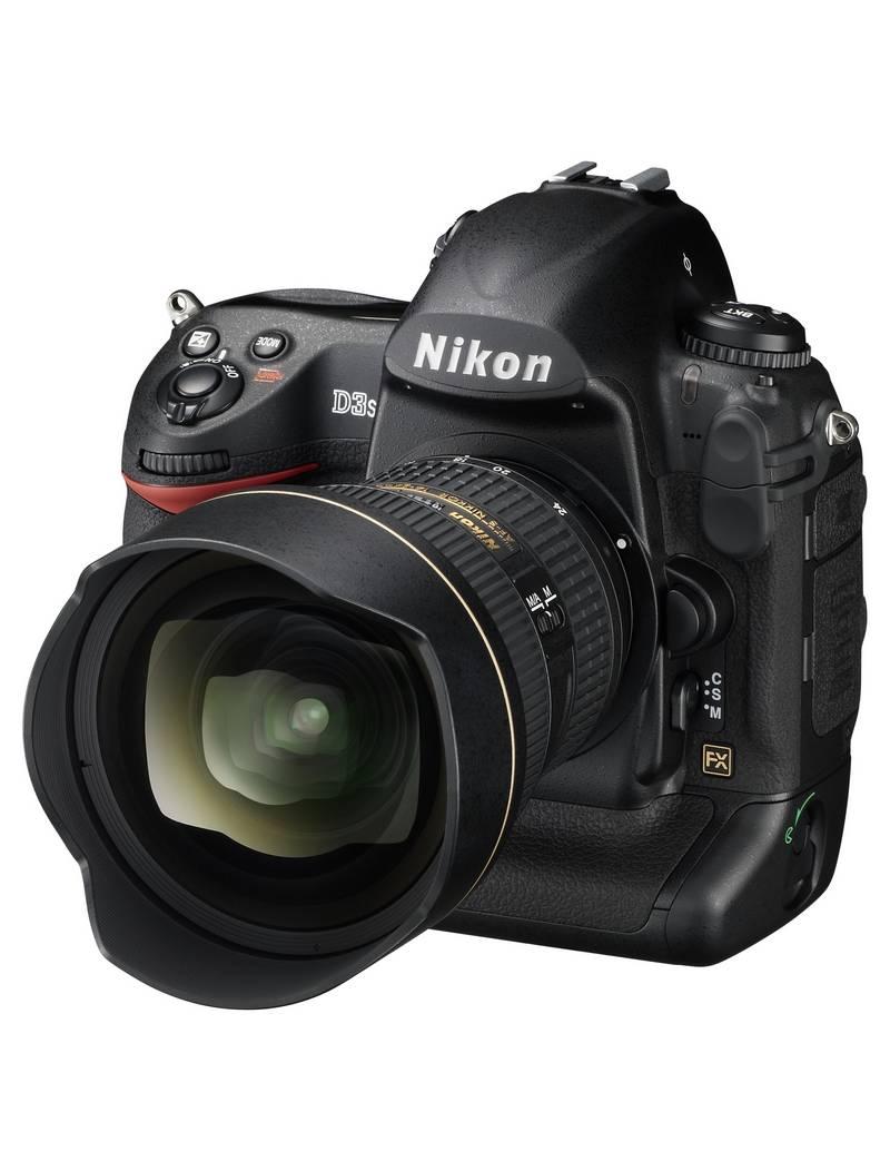 Nikon D3s: Schnell, leise und empfindlich