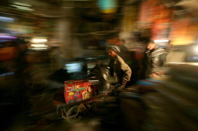 Afghanischer MArkt (keystone)