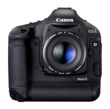 Canon EOS-1D Mark IV: Tempo-Bolide mit FullHD-Video (Bild Canon)