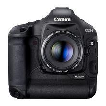 Canon EOS-1D Mark IV: Tempo-Bolide mit FullHD-Video (Bild Canon)