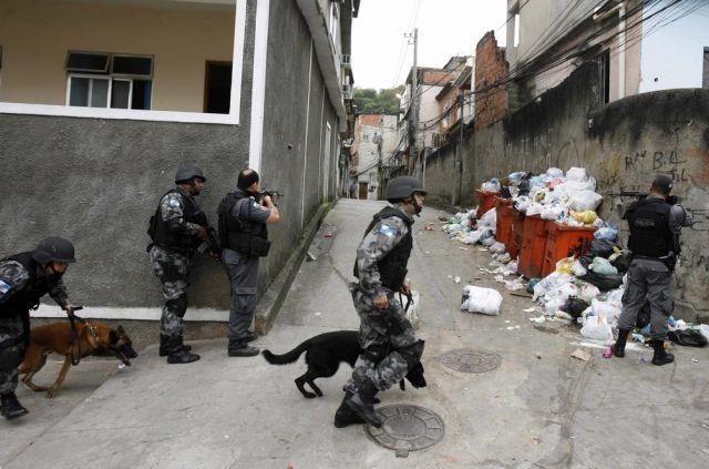 Brasilien Krimi (keystone)