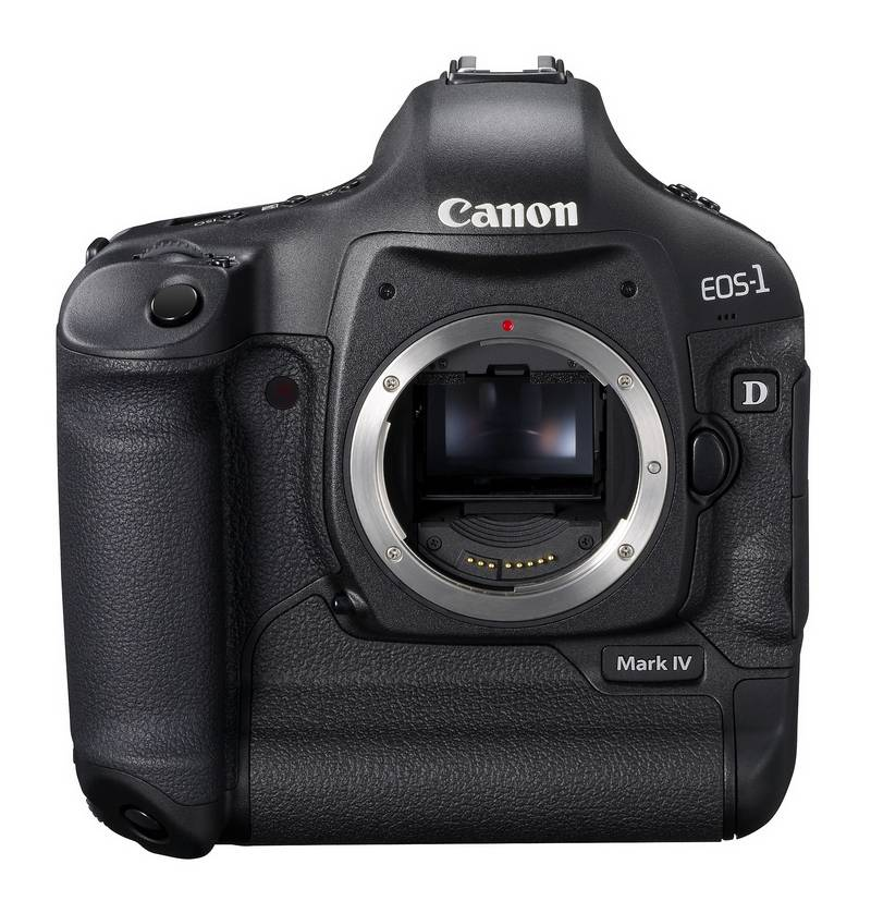 Canon EOS-1D Mark IV: Spitzenkamera mit zwei Prozessoren