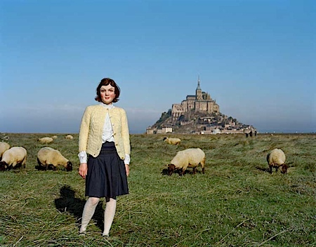 Ofer Wolberger: Mont Saint-Michel, Normandie, France
