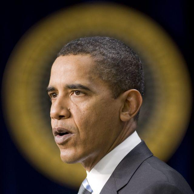 Barqack Obama (Keystone)