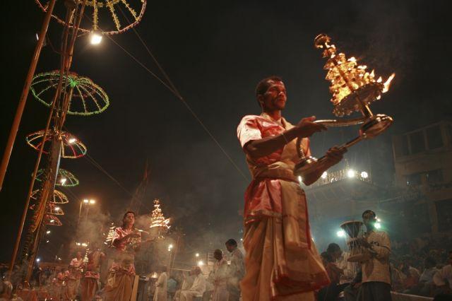 Gebete für den Ganges (keystone)