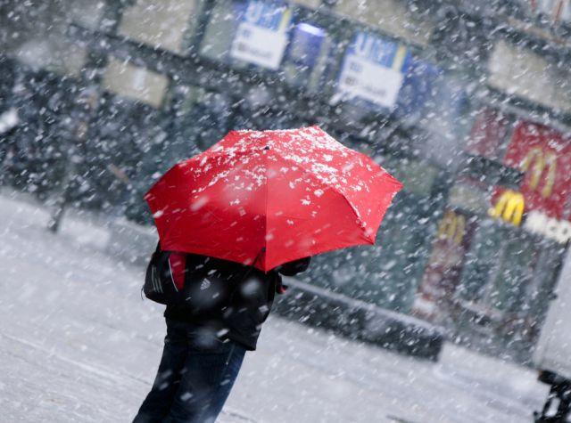 Roter Schirm (keystone)