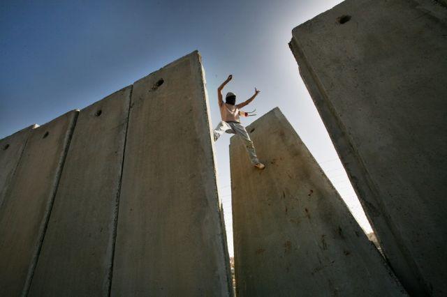 Palästina Mauer (keystone)