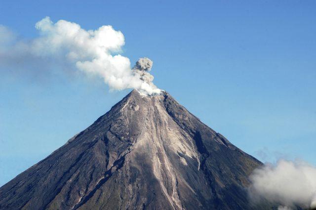 Der Vulkan (keystone)