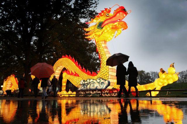 Chinesische Lichter (keystone)