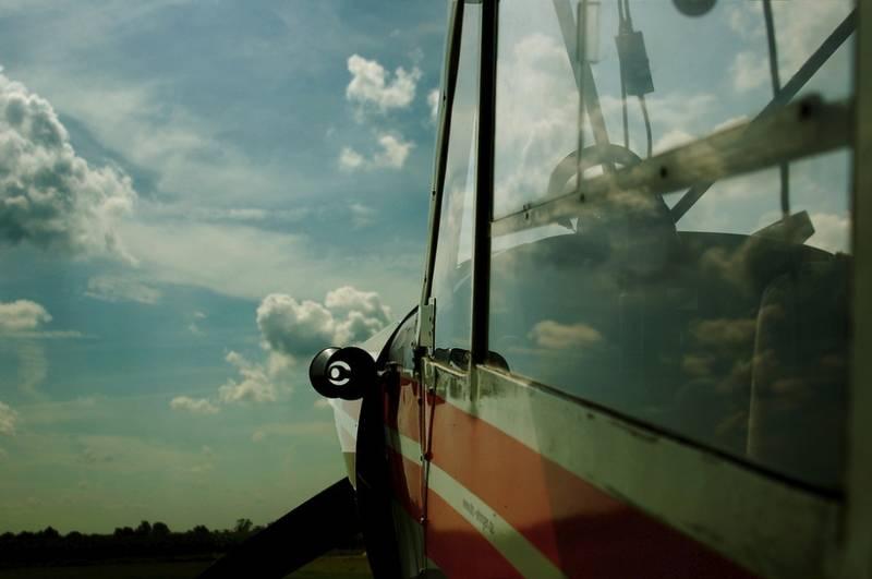 Flugzeughimmel: Wie nah ist zu nah?