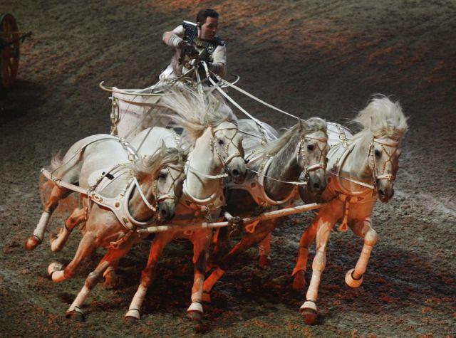 Ben Hur (keystone)