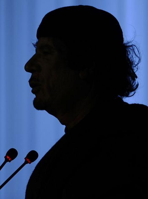 Muammar Gadhafi (keystone)