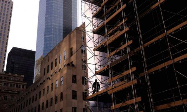 Rockefeller Center (keystone)